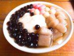 台湾グルメのスイーツ豆花