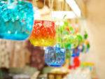 人気の沖縄琉球ガラス体験